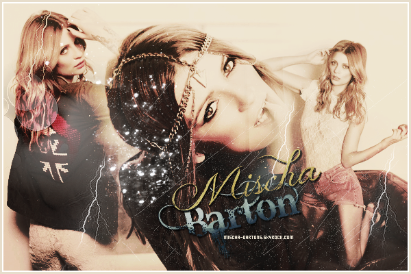 . Bienvenu sur Mischa-Bartons.sky pour suive toute l'actualité de Mischa Barton ! .