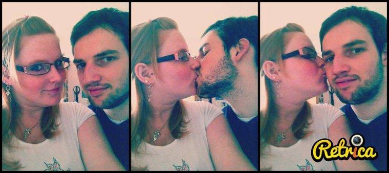 ılılı. (( ♥ X-x-steph4niie-x-X ♥ )) .ılılı. En Couple Avec Kevin Orval &é Heureuse ♥'' (lL''
