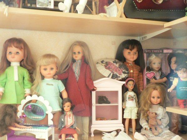 poupées a vendre