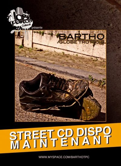 ALBUM BARTHO GLOBETROTTOIR