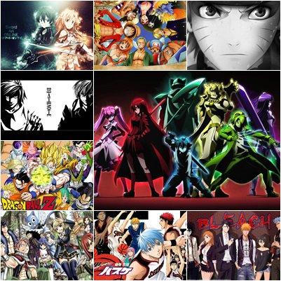 Animés / Mangas