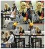 . CANDIDS.____♦ PixieVicLott.skyrock.com ♦.____ Le 19/04/2011 : Pixie à l'aéroport LAX pour prendre son vol en direction de Londres          Le 19/04/2011 : Arriving at Heathrow airport. .  .