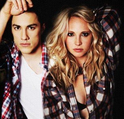 Tyler et Caroline: Duo de Choc