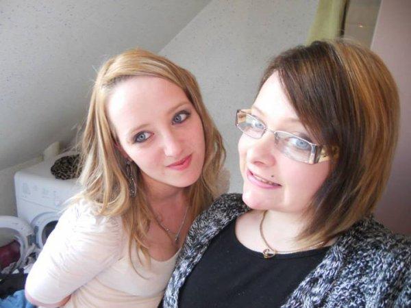 ♥ Mwi et ma petite soeur  de mon <3