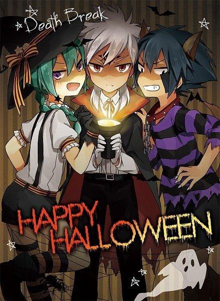 Happy Halloween *rire sadique*