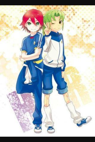 Je les adores tout les deux ^_^