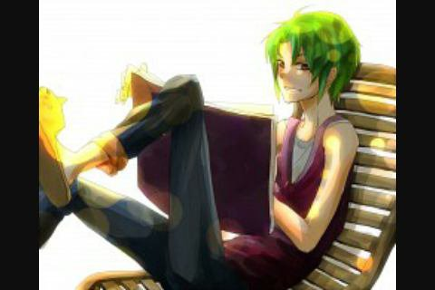 C'est moi ou Midorikawa n'as plus c'est long cheveux ...