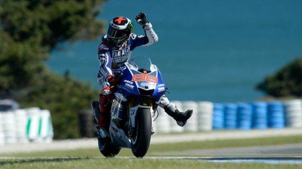 Marquez remet Lorenzo dans la course