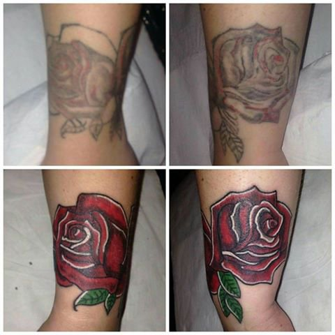 ma soeur tatoue... à prix cassés...