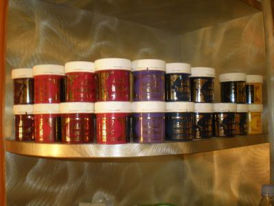 Les couleurs salon de coiffure 3d chatelet for Salon de the chatelet