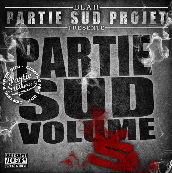 Intro party sud volume 5 (2011)