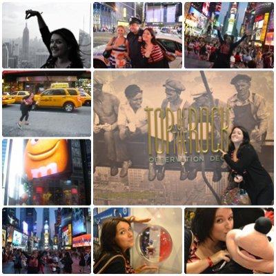 NEW YORK CITY BABYYYYYYYYY : WHERE THE DREAM COMES TRUE !!!