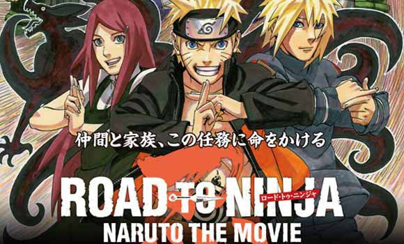 """Road To Ninja"" le Film de Naruto ! :D *_*"