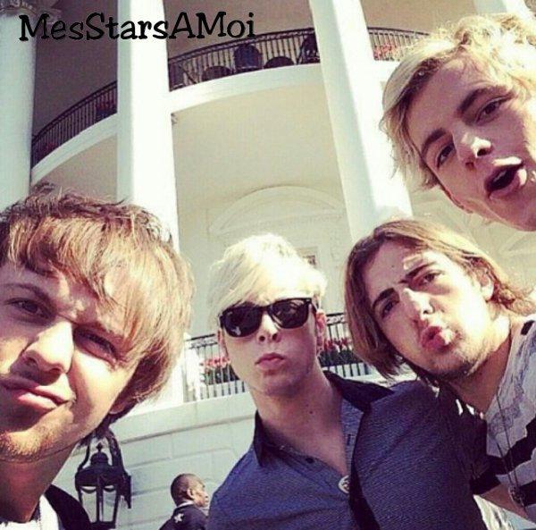 R5 Boys ♥