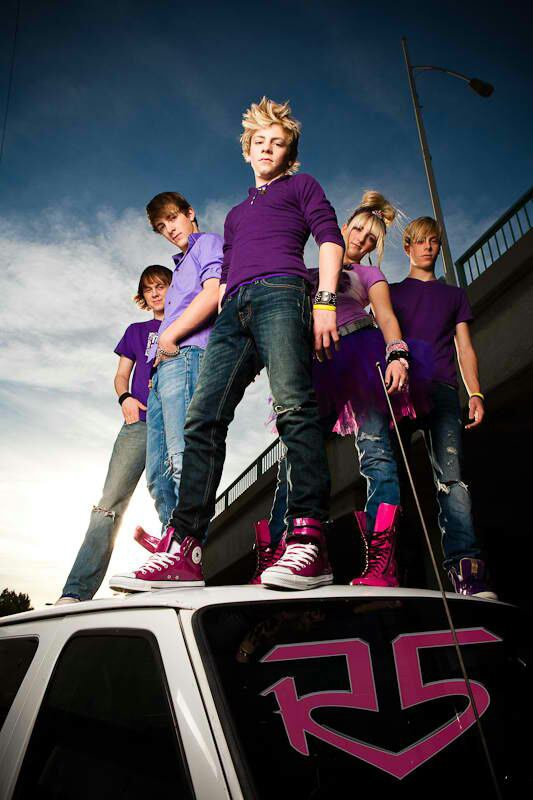 Happy Birthday R5 !!! ♥