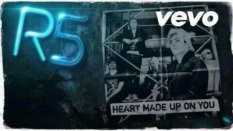 New EP des R5 !!!!! *-* ♥