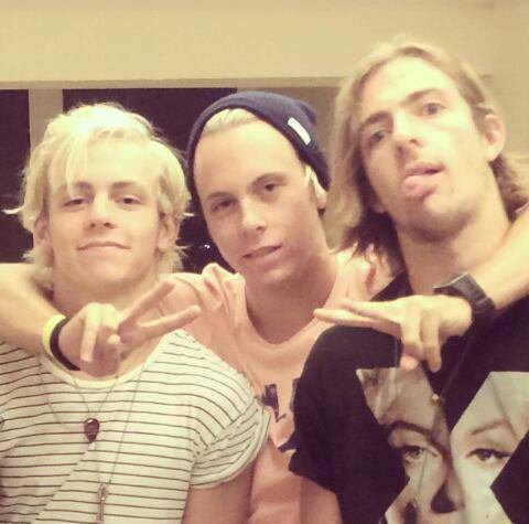 Boys! ❤