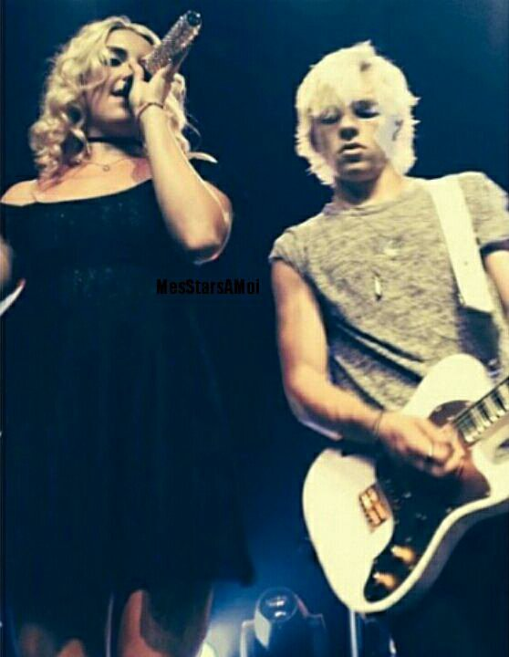 Ross and Delly! ❤