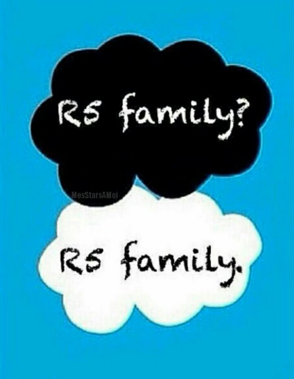 Yes, i'm R5'er and my family is the #R5family! ❤