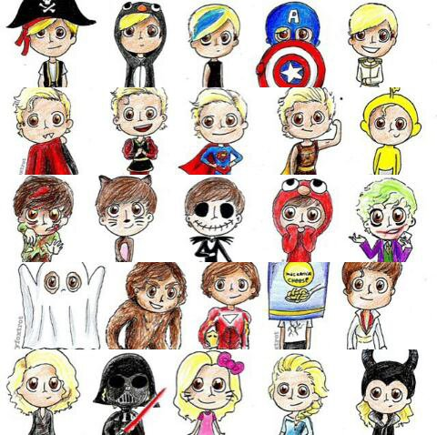 R5 in drawing for Halloween! ;)