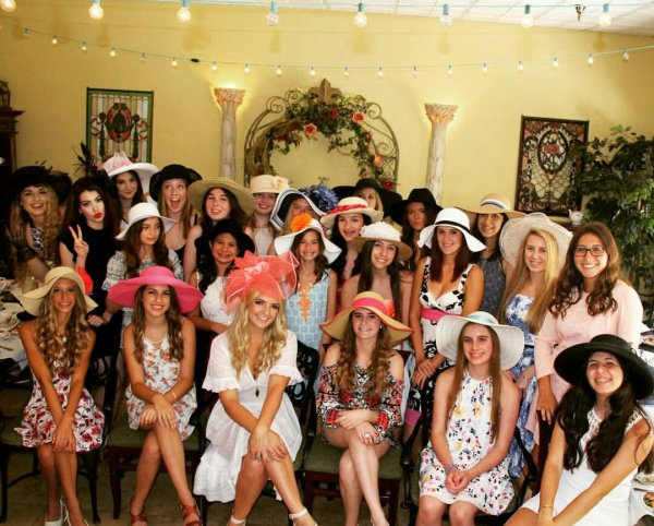 Rydel's Tea Party ❤ #3