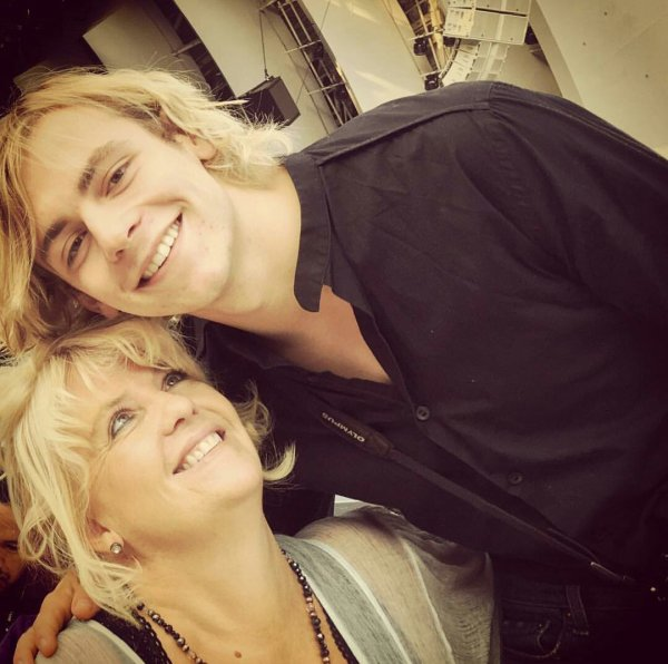 Ross and Stormie ❤