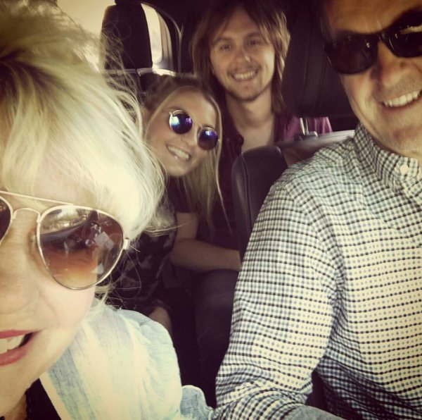 Ross, Rydellington, Stormie, Mark and Cie ❤