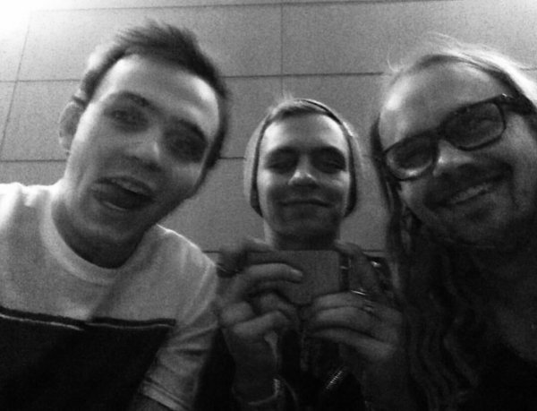 Ross, Ryland and Will ❤