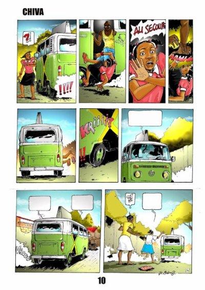 Le magazine Fara Fara JR Mokanse réalise la couverture !