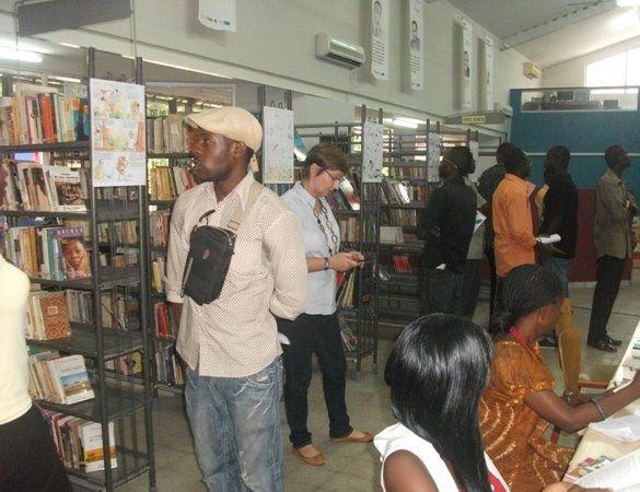 Expo caravane de dix mots 2012