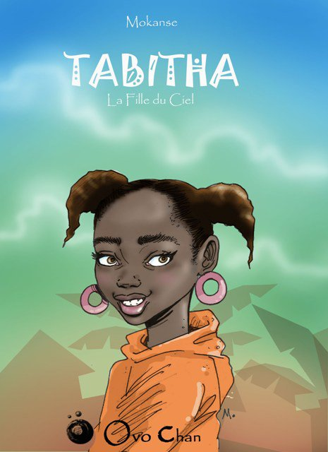 BD Tabitha la fille du ciel