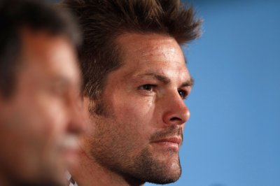New Zealand IRB RWC 2011 Press Conference