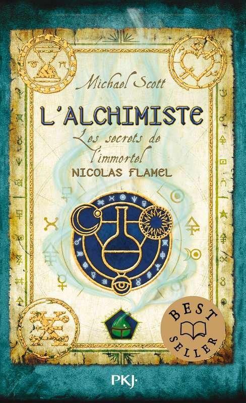 Les secrets de l'immortel Nicolas Flammel