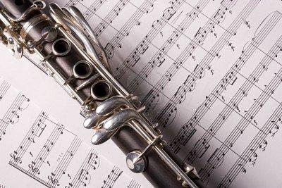 Une passion ,une clarinette & une fille