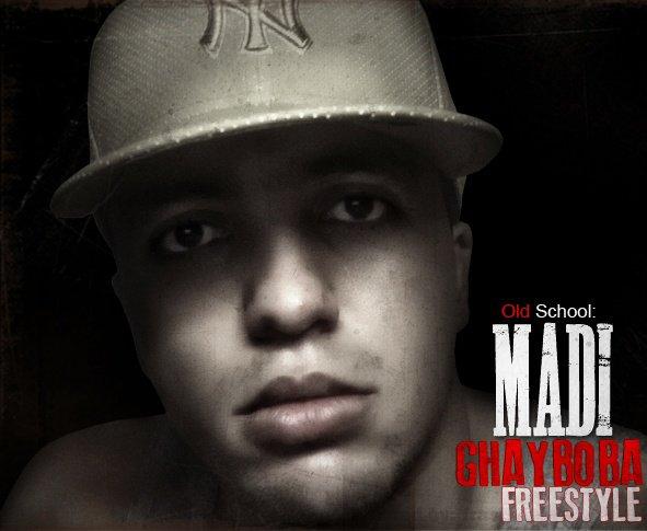 GHAYBOBA - MADi [FREESTYLE DiSS] 2012