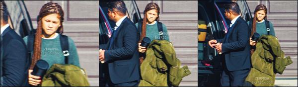 - 13 JANVIER 2020 ☾  Zendaya C. a été photographiée dans les rues de  Los Angeles.  -