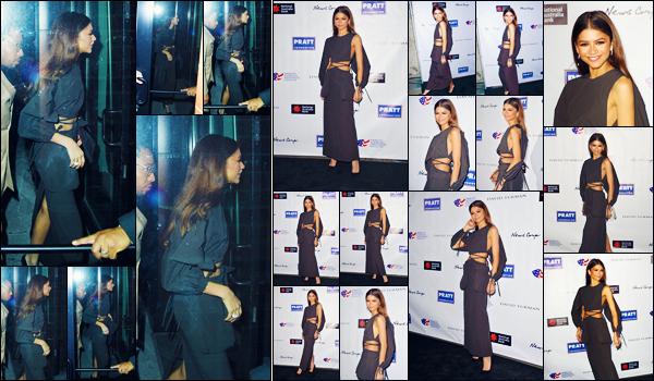 - 30 JANVIER 2020 ☾  Zendaya C. aux  American Australian Arts Awards à New York.  -