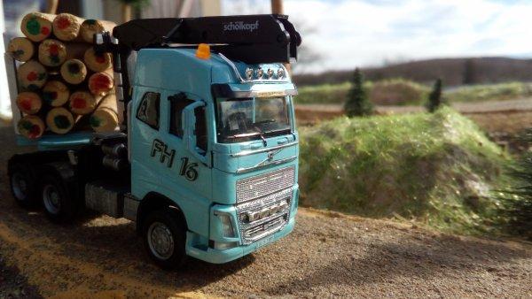 volvo fh 16 transport Rochatte