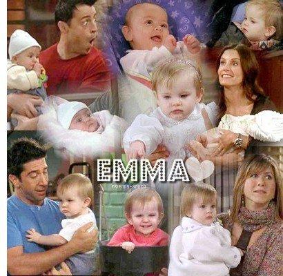 Emma Geller Green Phoebe : J'ai une idée ! Si c'est une fille vous l'appellerez Phoebe ... Et si c'est un garçon, Phoebo !