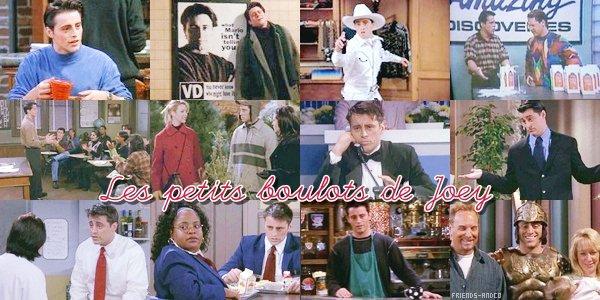 Les petits boulots de Joey Ross : Vous savez, je déteste vous faire la morale, mais c'est honteux qu'un groupe d'adultes, et Joey, ne puisse pas nommer tous les états des Etats-Unis.