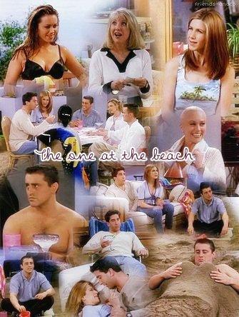Saison 3 Episode 25 Joey : Tout à l'heure, elle parlait de géographie. - Monica : Elle énumérait les pays où elle a fait l'amour.