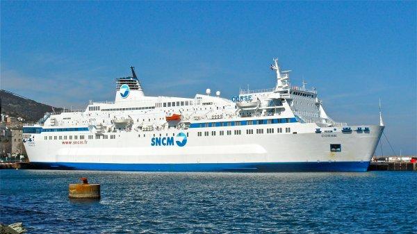 SNCM : le Corse