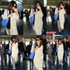 12.03.2014:Selena arrivant à JFK, aéroport de New-York.