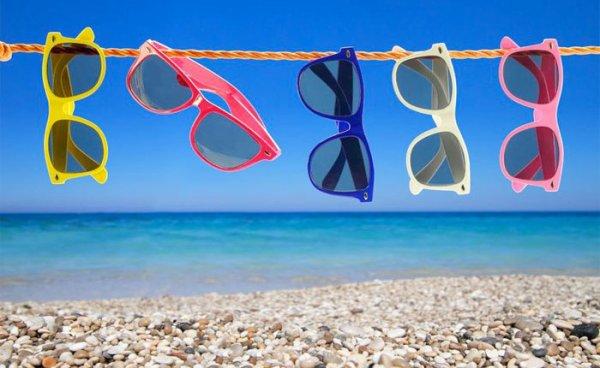 Astuce été 1 : lunettes de soleil, a chacun sa monture...