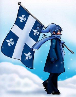 Vive les Québec, les Québécois, les Québécoises...fier de l'être :D
