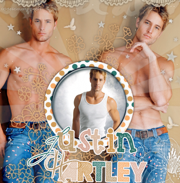 ♦ Article Acteur ; JUSTIN HARTLEY.                        ► deliciously-pearl.skyrock.com  ▪ Création | ▪ Inspi Création | ▪ Décoration | ▪ Inspi Décoration