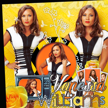 ♦ Article Actrice ; VANESSA WILLIAMS.                        ► deliciously-pearl.skyrock.com  ▪ Création | ▪ Inspi Création | ▪ Décoration | ▪ Inspi Décoration
