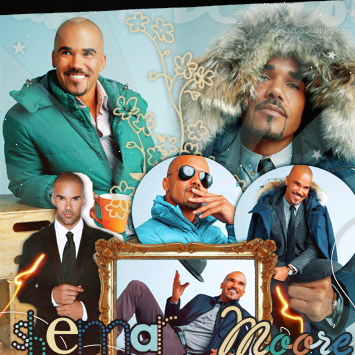 ♦ Article Acteur ; SHEMAR MOORE.                        ► deliciously-pearl.skyrock.com  ▪ Création | ▪ Inspi Création | ▪ Décoration | ▪ Inspi Décoration