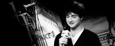 Hello, bienvunue sur Potter-daniel:)