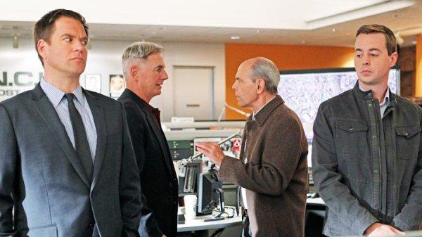 Un jour, une image n°12 : Tony, Gibbs, Fornell et McGee